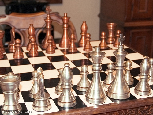 Go To Chess House